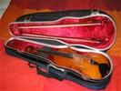 Te koop viool