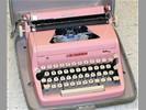 Is dit mischien uw schrijfmachine ??