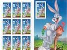 Bugs Bunny postzegels