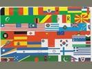 € 5, - telefoonkaart met vlaggen