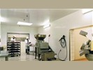 Kunststof wand-plafondbekleding eenvoudig schoon HACCP