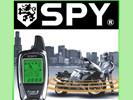 SPY scooter alarm