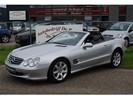 Mercedes-Benz SL-Klasse **VERKOCHT** (bj 2002, automaat)