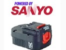 Accu - Black Decker 12 Volt 2.6 Ah - Originele Sanyo cellen