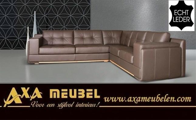 Tweedehands Bankstellen Rotterdam.Leer Leder Relax Bankstellen Meubels Ada Furniture Rotterdam