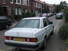 Mercedes 190E Wit