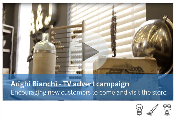 Arighi Bianchi - Autumn Event Commercial