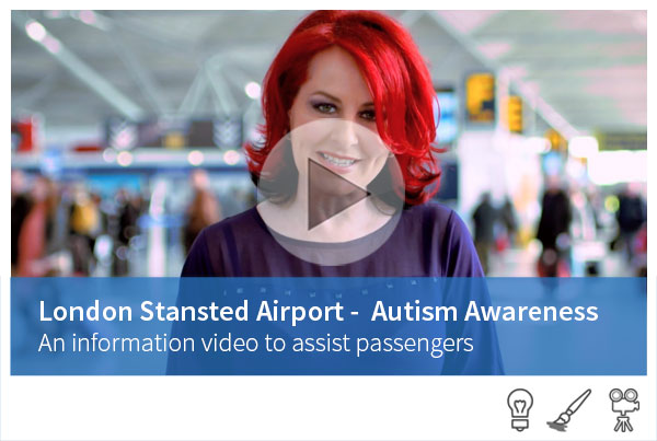 Stansted Airport - Autism awareness video