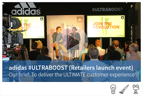adidas #ULTRABOOST (launch event)