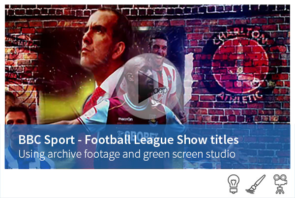 BBC - Football League Show titles