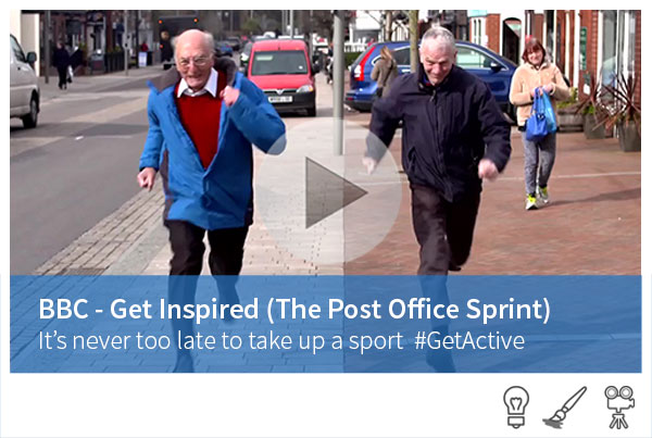 BBC - Get inspired (Post Office sprint)