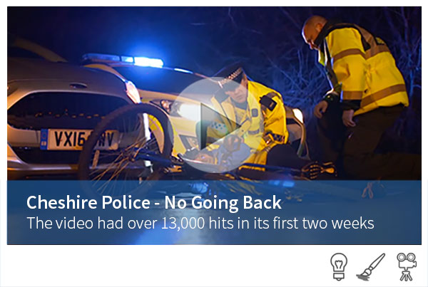 Cheshire Police: No Going Back