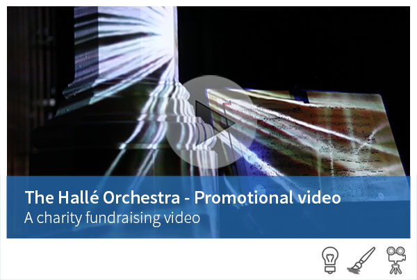 Hallé Orchestra promotional video