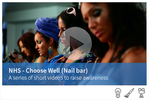 Choose Well - Nail Bar