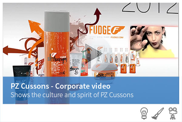 PZ Cussons - Corporate video