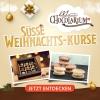 Süsse Weihnachts Deko/Giesskurs Weihnachten Maestrani's Chocolarium Flawil bei St. Gallen Biglietti