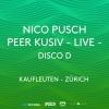 Wave w/ Nico Pusch, Peer Kusiv Kaufleuten Zürich Tickets