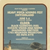 Heavy Psych Sound Fest Switzerland Gaswerk Winterthur Billets