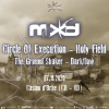 MXD, Circle of Execution, Holy Field, The Ground Shaker, Dark Flow Casino Orbe Tickets