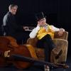 "Philipp Galizia: ""Kater - sieben Leben"" Theater im Teufelhof Basel Tickets"