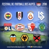Festival de Football des Alpes Several locations Several cities Tickets