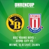 BSC Young Boys - Stoke City FC Tissot Arena Biel/Bienne Tickets