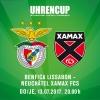 Benfica Lissabon - Neuchâtel Xamax FCS Stadion Brühl Grenchen Tickets