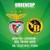 Benfica Lissabon - BSC Young Boys Tissot Arena Biel/Bienne Tickets