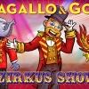 Papagallo & Gollo's Zirkusshow Diverses localités Divers lieux Billets