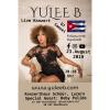 Yulee B Live Konzert Konzerthaus Schüür Luzern Billets