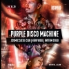 Discopolis with Purple Disco Machine Viertel Klub Basel Billets
