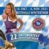 22. Oktoberfest Winterthur Reithalle Winterthur Winterthur Billets