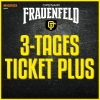 3-Tages Ticket Plus DO-SA Grosse Allmend Frauenfeld Billets