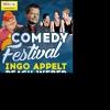 Comedy Festival Biel: Ingo Appelt, Peach Weber, Die Exfreundinen Platz am See Biel Tickets