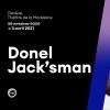 Donel Jack'sman Théâtre de la Madeleine Genève Tickets