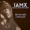 IAMX (US) Amalgame Yverdon-les-Bains Biglietti