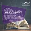 L'Apprenti Sorcier BCV Concert Hall Lausanne Billets