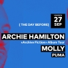 The Day Before w/ Archie Hamilton - Molly - Puma Audio Club Genève Billets
