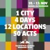 Red Bull Music Academy Weekender Zürich Diverse Locations Diverse Orte Tickets