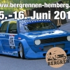 Hemberg Bergrennen 2019 2-Tagespass Sa. & So. Rennstrecke Hemberg Tickets