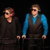 """Sibylle & Michael Birkenmeier: """"Schwindelfrei"""" Theater im Teufelhof Basel Tickets"""