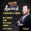 Comedy Club 19 Award DAS ZELT Zug Tickets
