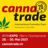 NEUES DATUM: CannaTrade 2021 - International Cannabis Expo - 3 days pass BERNEXPO Bern Tickets