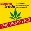 CannaTrade 2022 - International Cannabis Expo BERNEXPO Bern Tickets