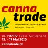 CannaTrade 2020 - International Cannabis Expo - 3 Tagespass BERNEXPO Bern Tickets