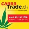 CannaTrade 2018 - Foire du chanvre - Passe 3 jours Halle 622 Zürich Billets