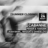 Cabanne - Tossam & Penar - Josh Rawl, Massaï & Dandeloo Audio Club Genève Tickets