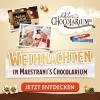Weihnachten in Maestrani's Chocolarium Maestrani's Chocolarium Flawil bei St. Gallen Tickets