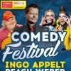 Ingo Appelt, Peach Weber, Hutzenlaub & Stäubli Klosterhof Muri AG Tickets