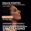 Dulce Pontes Musiksaal Stadtcasino Basel Tickets